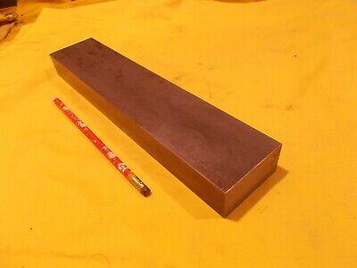 1018 Cr Steel Flat Bar Stock Machine Tool Die Shop Plate 1 14 X 2 12 X 12