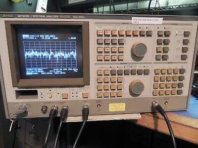 Anritsu MS420B Network Spectrum Analyzer