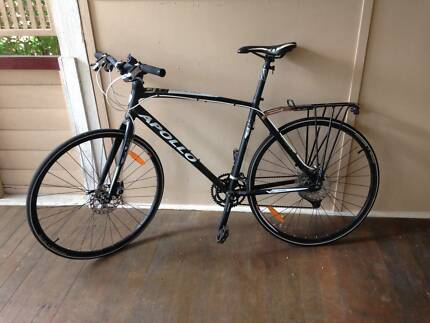 apollo trace 30 bike bicycle good condition