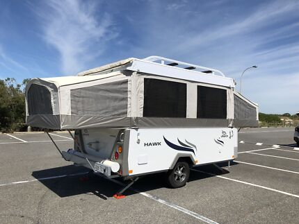 Jayco Hawk caravan 2011 immaculate condition Semaphore Port Adelaide Area Preview