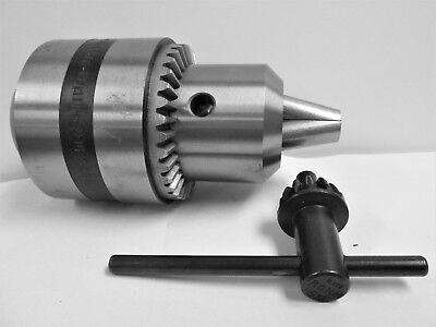 Rohm 316 - 1 132 - Ball Bearing Drill Chuck - 5jt Mount