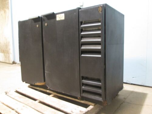 """""""BEVERAGE AIR"""" HD COMMERCIAL (NSF) UNDER COUNTER 2 DOORS BACK BAR REFRIGERATOR"""