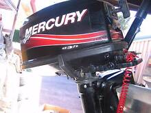 Mercury 5 hp outboard motor. Coomera Gold Coast North Preview