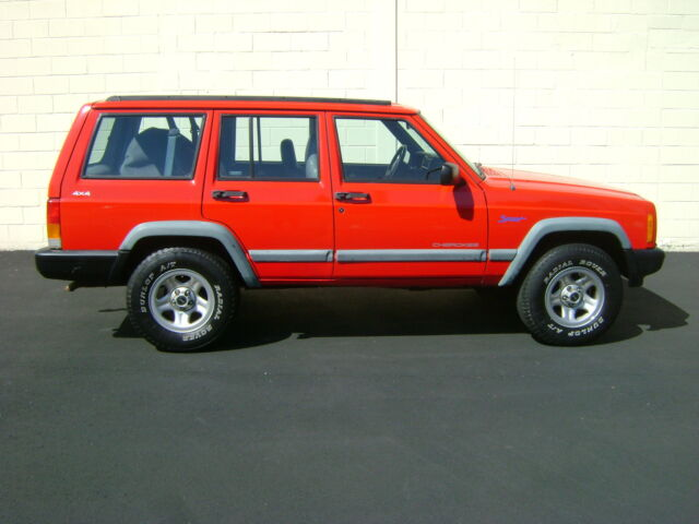Image 1 of Jeep: Cherokee 4X4 4WD…