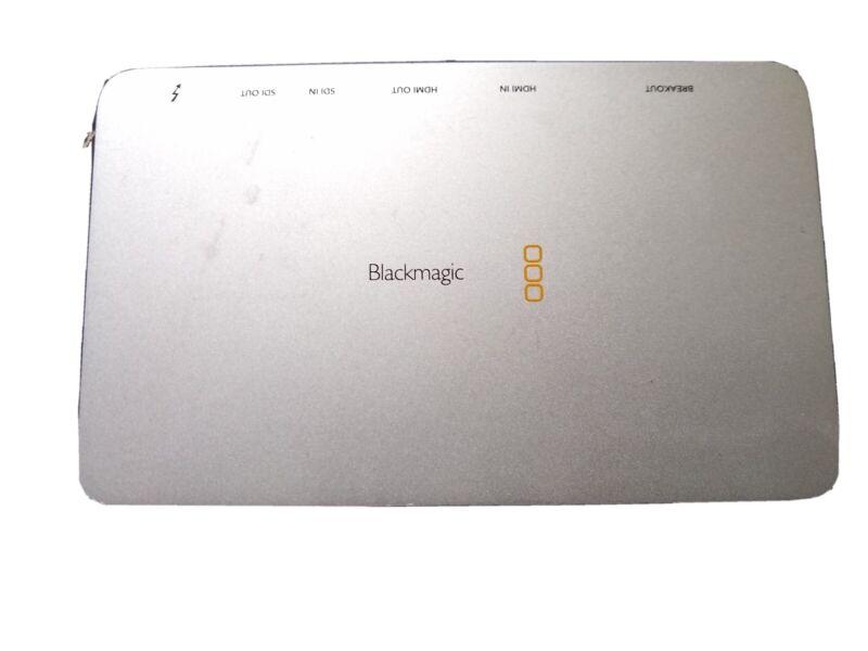Blackmagic Ultrastudio Express Thunderbolt, Breakout, HDMI, SDI