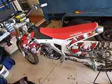 Honda 2013 CRF450r Thornlie Gosnells Area Preview
