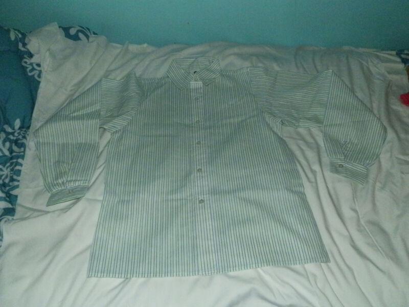 Older Girl Scout Uniform Long Sleeve Blouse Size 5/6- Pre-Owned - Lot 20150227K