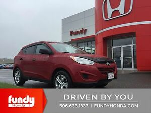 2013 Hyundai Tucson GL AWD WITH LOCK OPTION !