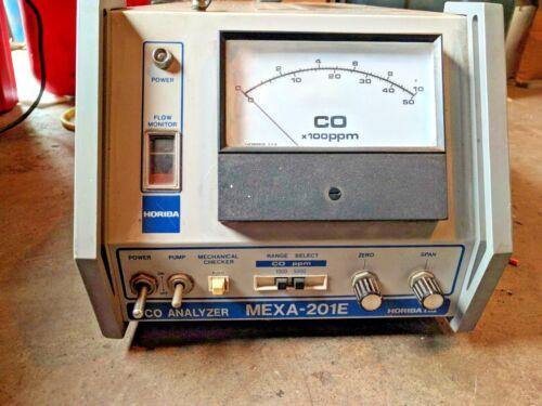 Horiba CO Analyzer MEXA-201E Engine exhaust Analyzer