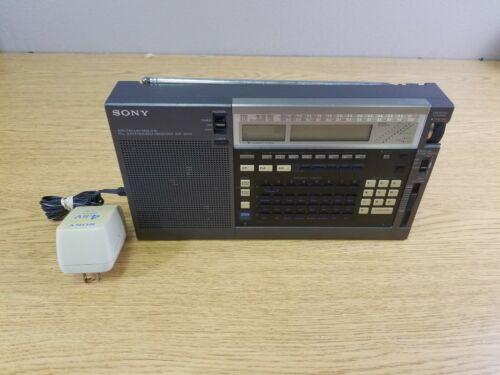 Sony ICF-2010 SW/AM/FM/AIR Portable Communications Receiver Portable Radio