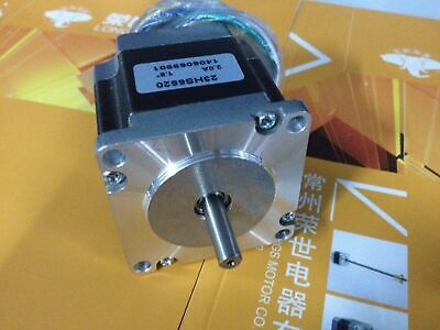 1pc Stepping Motor Nema23 23hs6620 0.9n.m128oz-in 6leads 2a Cnc Millrouter
