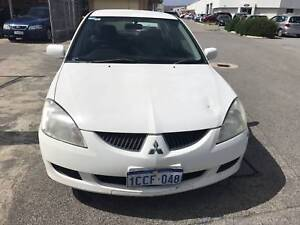 2005 Mitsubishi Lancer Sedan, MANUAL, FREE 1 YEAR WARRANTY