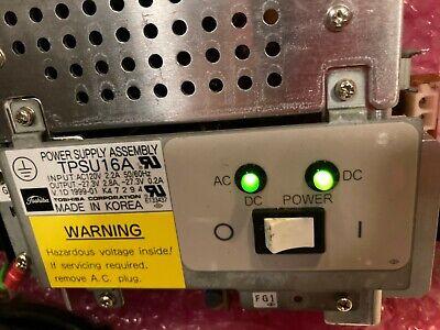 Toshiba Tpsu16a Power Supply - For Strata Dk Dk16e Dk40 Dk40i Phone Systems