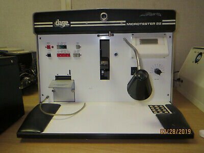 Dage Mf22a Pull Tester And Lead Dresser