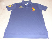 Mens Ralph Lauren Big Pony Polo M