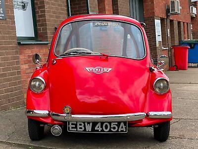 1963 Heinkel Trojan 200 Bubble car / micro car, 51000 miles