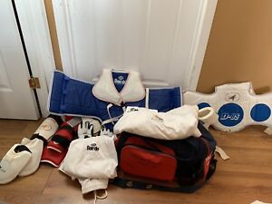 Tae Kwon Do -sparring equipment