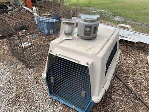 Large dog crates