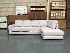BOSTON MODULAR LOUNGE IN FABRIC - BRAND NEW Leumeah Campbelltown Area Preview