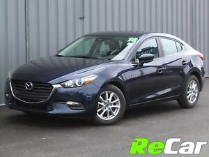 2018 Mazda 3 GS SAVE $4,052 VS NEW | HEATED SEATS | BACK UP CAM