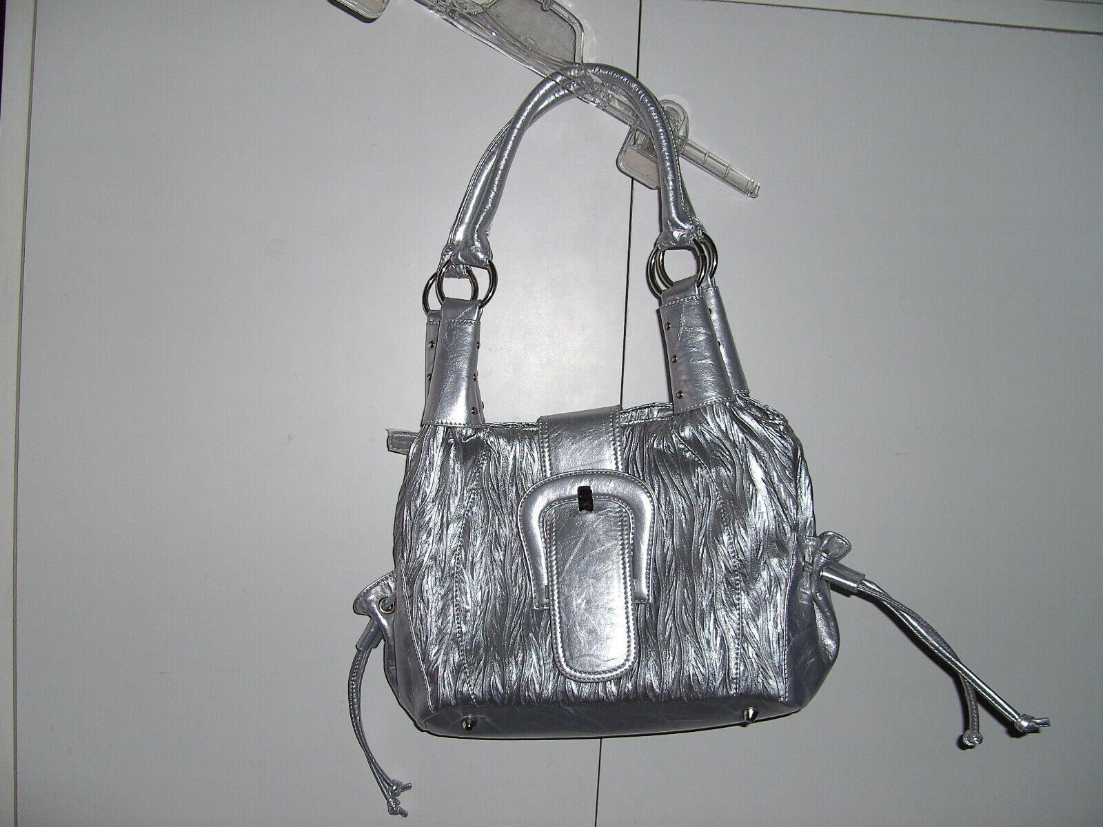 176bb8ec20783 Klein Vergleich Handtasche Silberne Test mnv8N0w