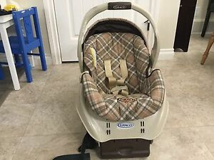GRACO car seat for$15
