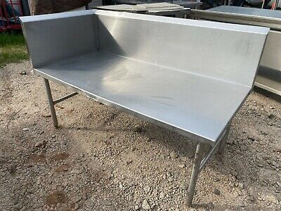 Heavy Duty 61.5 X 30 Commercial Stainless Steel 24 Kitchen Grill Fryer Stand