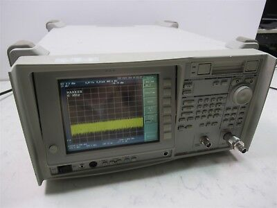 Advantest R3263 Spectrum Analyzer Tdma Burst Signal Radio 9khz To 3 Ghz