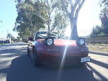 1991 Mazda MX-5 Convertible Mansfield Park Port Adelaide Area Preview