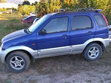 2003 Daihatsu Terios Wagon Devonport Devonport Area Preview