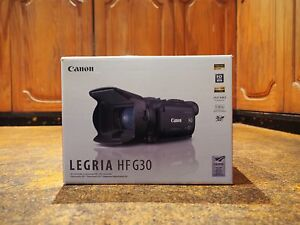 canon legria hf g30 full hd video camera Narraweena Manly Area Preview