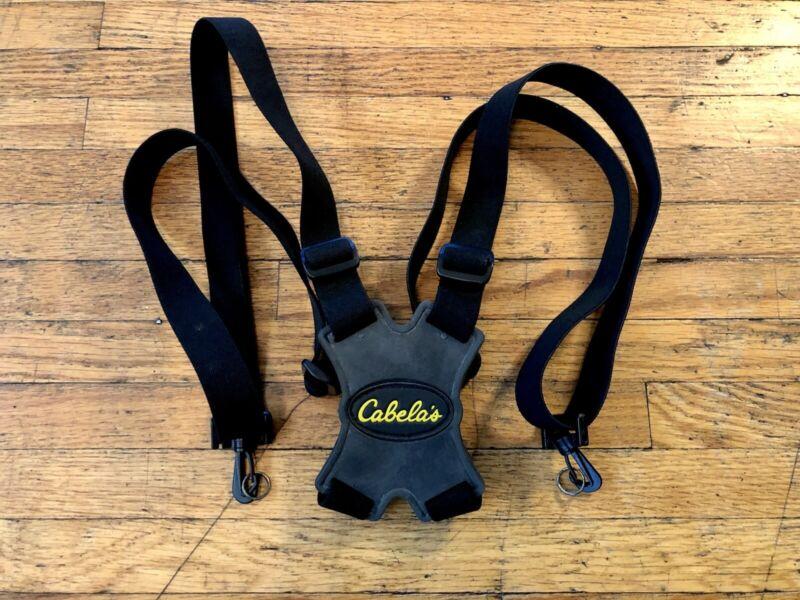 Cabela's Binoculars Chest Sling Harness