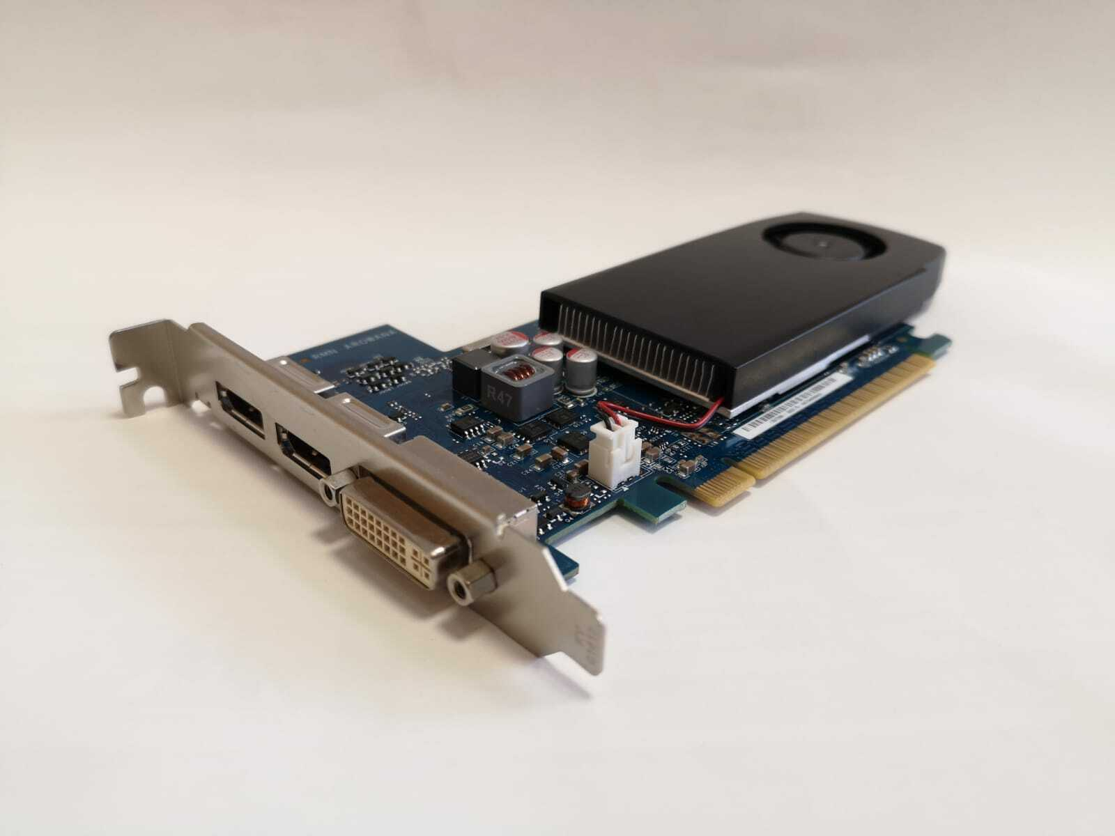 NVidia GeForce GT 630 2GB RAM Apple Mac Pro 2008 - 2012 4K Grafikkarte 2x DP DVI