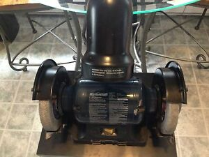 "Mastercraft 6"" dual grinder for sale"