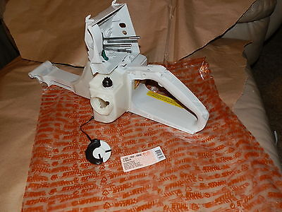STIHL OE REAR FUEL TANK HANDLE HOUSING MS460 046 1128-350-0850 1128-350-0845