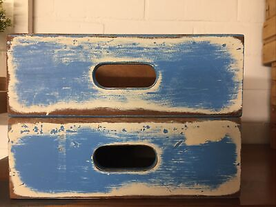 Two Old School Drawers