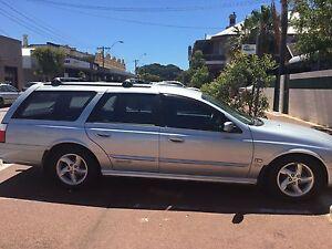 2002 Ford Falcon Wagon Melbourne CBD Melbourne City Preview