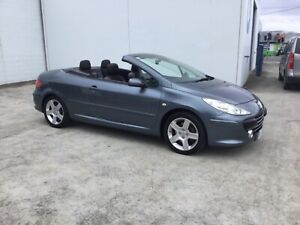 Peugeot 307 Hard top Convertible 2006 Derwent Park Glenorchy Area Preview