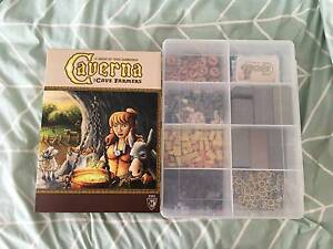 Caverna Board Game Bundle Newstead Brisbane North East Preview