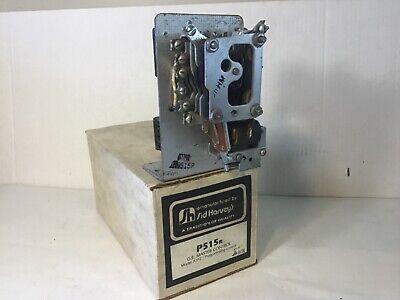Sid Harvey P515r Model A1f2 Ge Master Control Programming Control Rebuilt