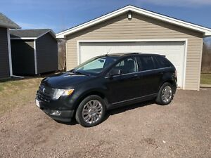 **Reduced** 2010  Ford Edge Limited AWD