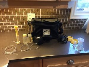 Double Electric pump in style Medela Breast pump