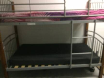 Bunk Beds Good Condition with Mattresses