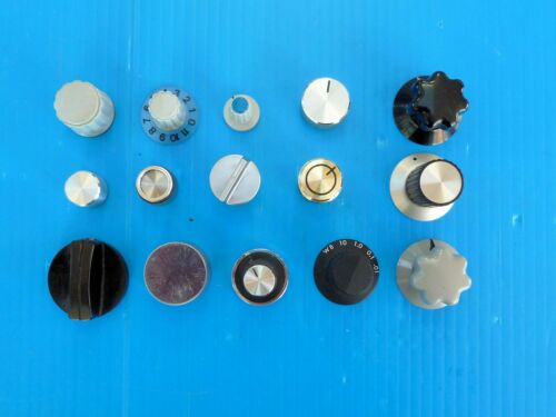 1  Knob Of your Choice for Stereos and Test Equipments