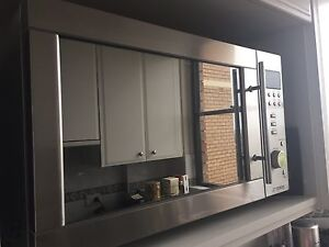 SMEG microwave Wollstonecraft North Sydney Area Preview