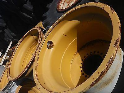 525c Cat C-series Skidder Wheels For 35.5-32 Tire Tr0872