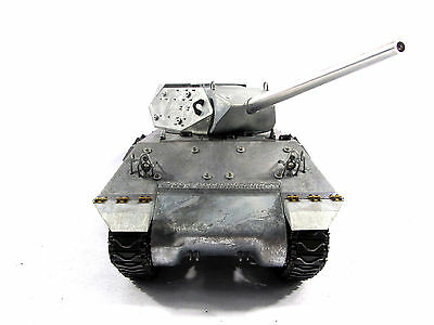 Complete Metal 1/16 Mato M10 KIT Ver Infrared Recoil RC Tank Metal Color 1210 for sale  Shipping to Ireland