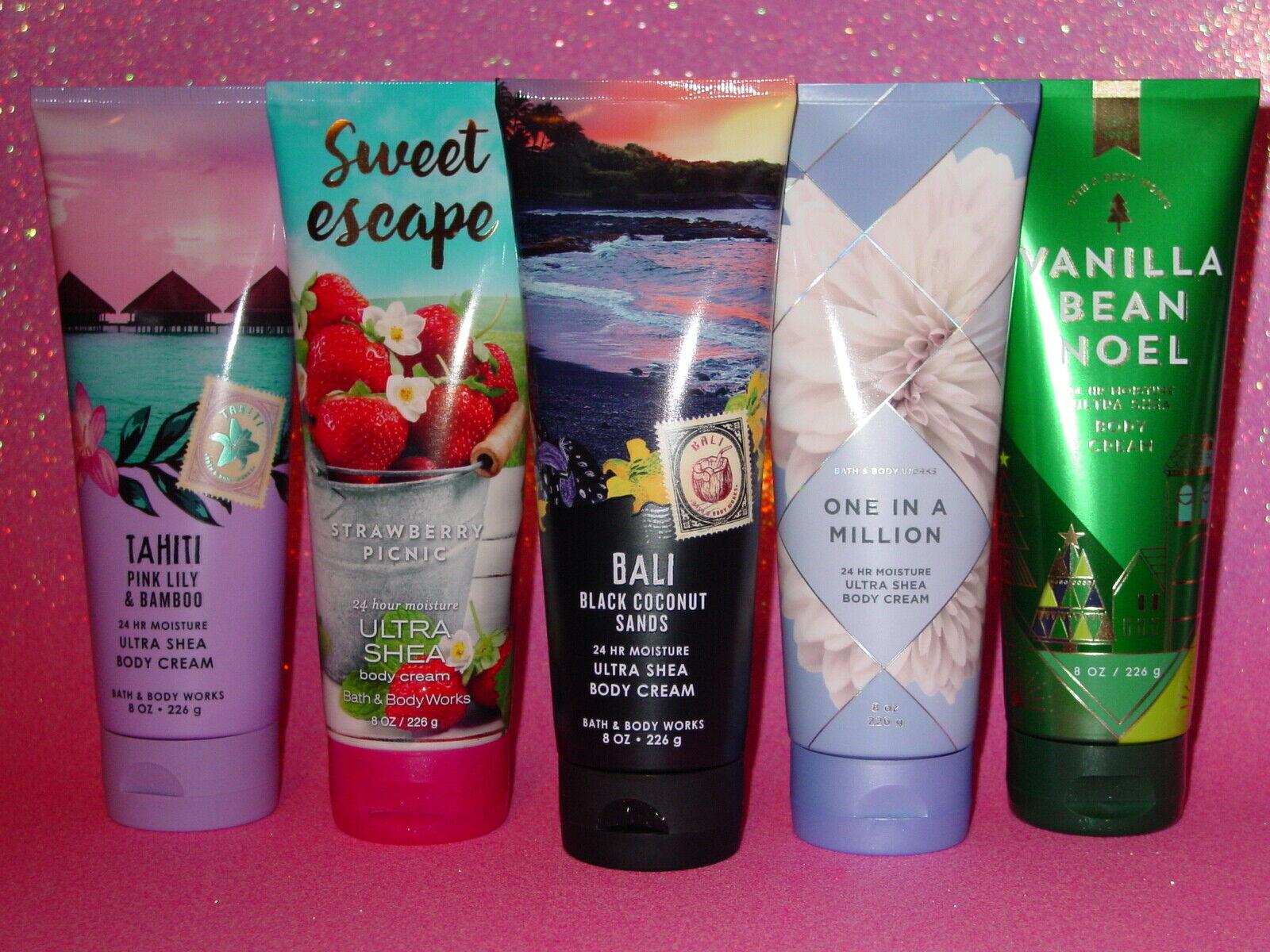 bath and body works body cream 8