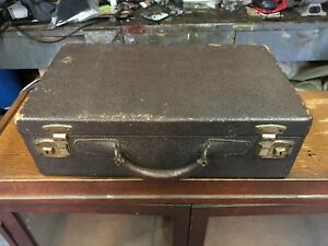 Vintage 1930s travel case