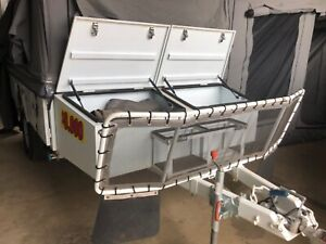 WHITE MARKET DIRECT CAMPER TRAILER  2014 Hatton Vale Lockyer Valley Preview
